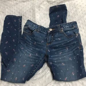 Other - Flower girls size 10 jeans, GAP